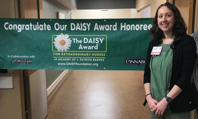 Robin - DAISY Award